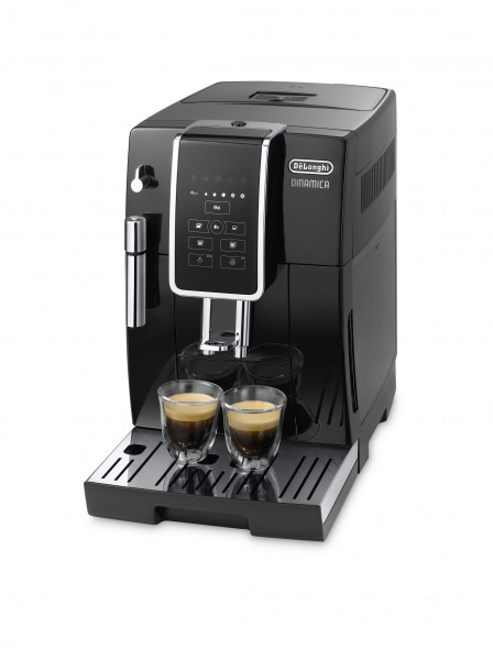 DeLonghi Espresso-- Kaffeevollautomat, ECAM 350.15 B, schwarz
