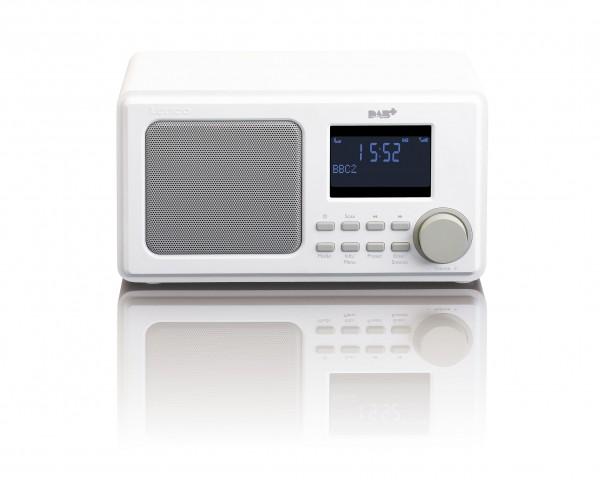 Lenco DAB+ Radio, DAR-010, weiß