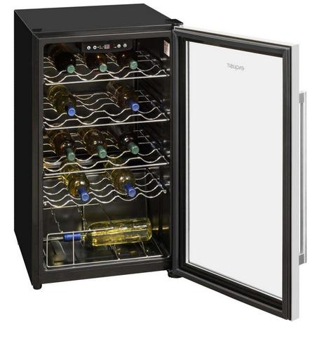 Exquisit Kühlschrank BC1-16-4 E Getränkekühlschrank 85cm