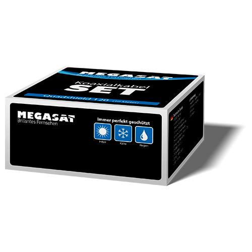 Megasat Koaxkabelset 30Meter