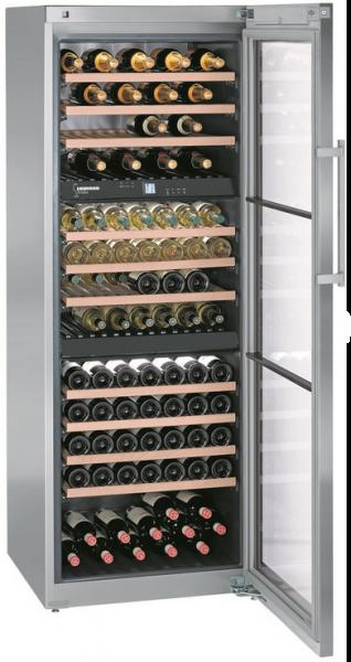 Liebherr Kühlschrank WTes5872-21 Weinkühlschrank Stand 195cm