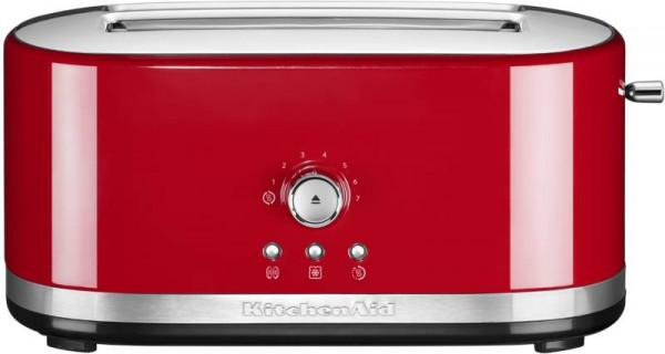 KitchenAid 5KMT4116 2Scheibe(n) 1800W Rot Toaster