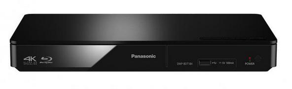 Panasonic Blueray-Player, DMP-BDT184EG,