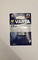 Varta FotobatterieCR2