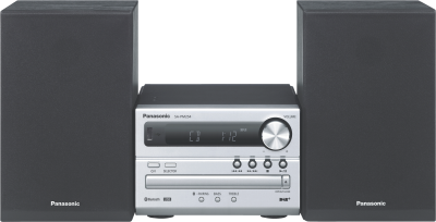 Panasonic CD Stereo System SC-PM254EG-S