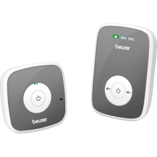 Beurer BY 33 Weiss-Grau Babyphone