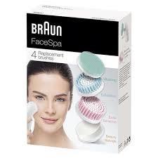 Braun Face Aufsatz-Mix SE80mv 4er, 171218