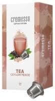 Cremesso Teekapseln, Ceylon Pekoe NEU, 1Pkg. - 16Kapseln
