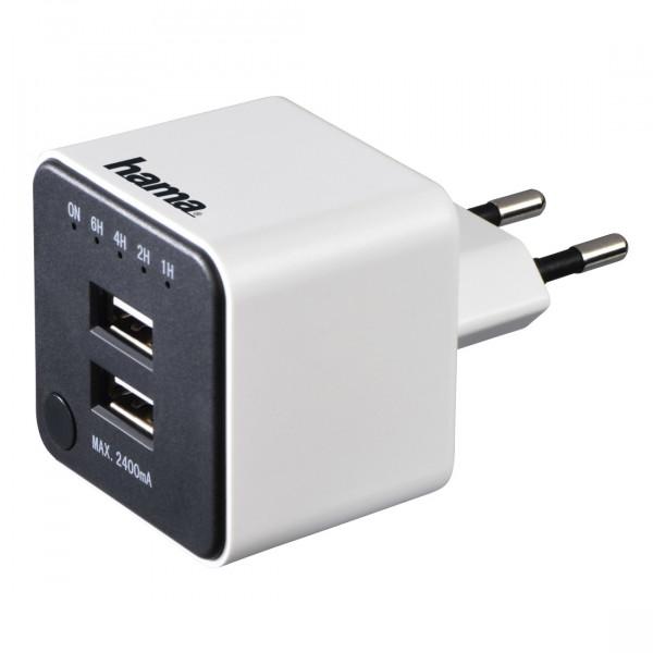 Hama USB-Ladegerät 121987