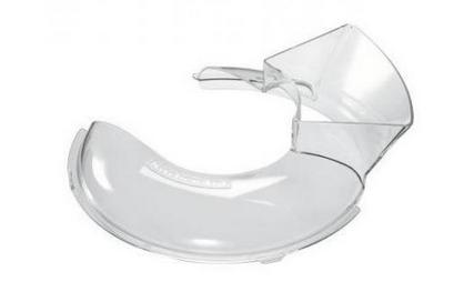 KitchenAid 5K7PS Spritzschutz für Mixer--Küchenmaschinen