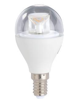 Hama LED-Lampe, 112534, E14, 470lm - ersetzt 40W Tropfenlampe, warmweiß
