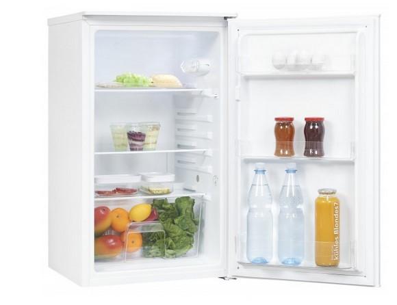 Exquisit Kühlschrank KS102-V-010F Coolerweiss