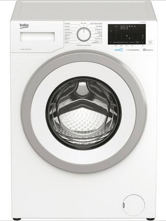 Beko Waschmaschine 7kg, WTV7736STB