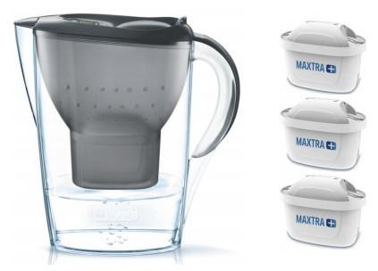 Brita Marella Cool graphite incl. 3 Maxtra Filterkanne