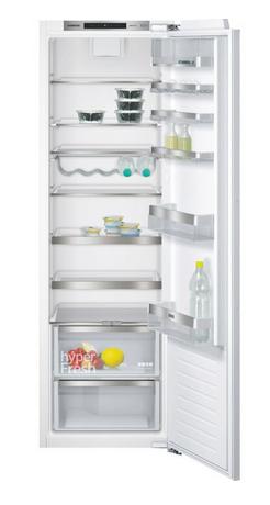 Siemens iQ500 KI81RAD30 Einbau-Kühlschrank, Flachscharnier-Technik, softEinzug, 177,5 x 56 cm