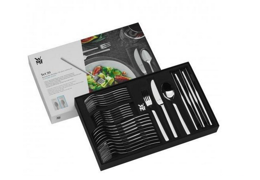 WMF Set 30 ATIC CROM. PROTECT with Monobloc-knife