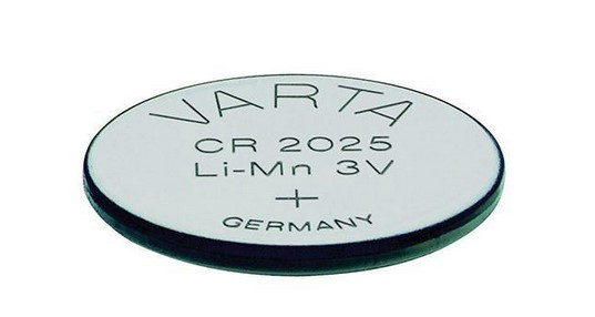 Varta Batterie CR2025