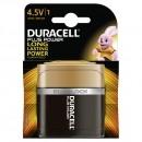 Duracell Flachbatterie MN1203 Alkali