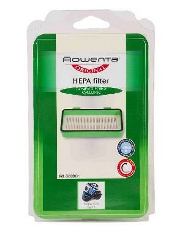 Rowenta Hepa Filter, ZR 902001