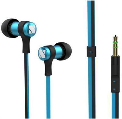 Nabo Kopfhörer, In ear, blau