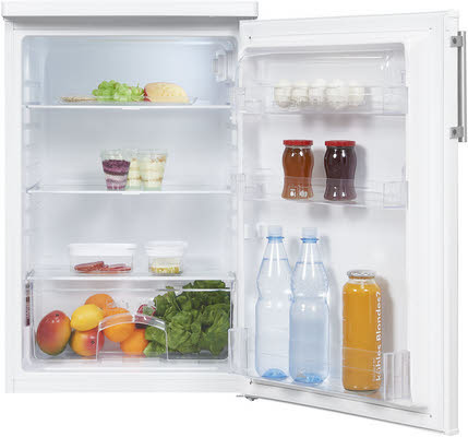 Exquisit Kühlschrank KS16-V-040E Coolerweiss