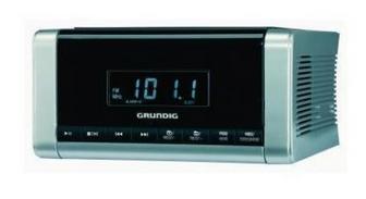 Grundig CD-Uhrenradio CCD5690SPCD,