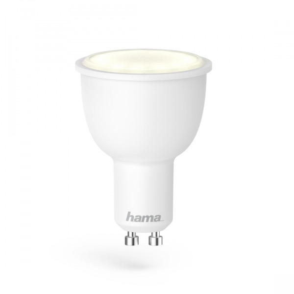 Hama WiFi-LED-Lampe GU10 45W 00176558