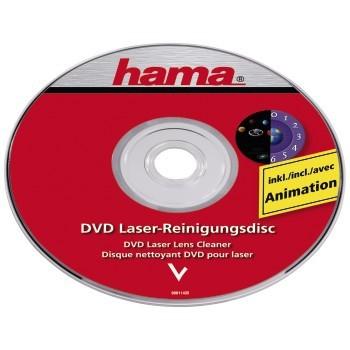 Hama DVD-Laserreinigungs-CD, 11435,