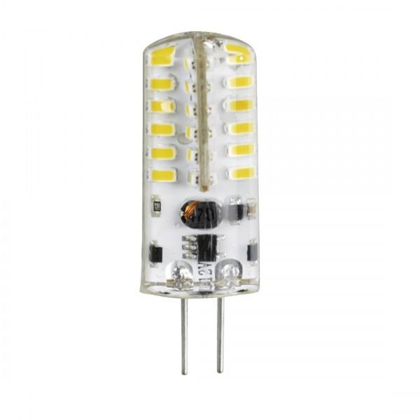 Hama LED-Lampe, G4, 112598, 160lm ersetzt 18W, Stiftsockellampe, warmweiß