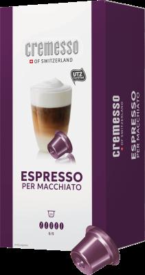 Cremesso 1Pkg 16Kap, Caffe Per Macchiato 2000761,