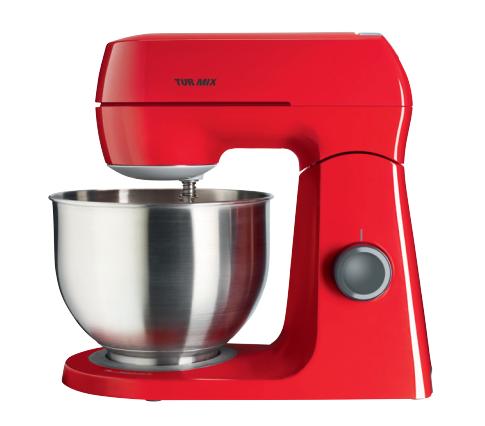 Turmix Küchenmaschine, CX910 rot, A33137E
