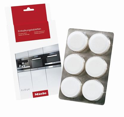 Miele Entkalkungstabletten für Dampfgarer u. Kaffeevollautomaten Miele,5626050