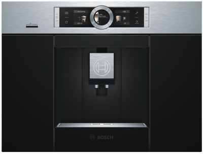 Bosch Einbaukaffeevollautomat CTL636ES6