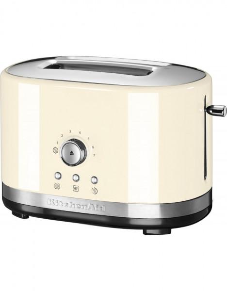 KitchenAid 5KMT2116 2Scheibe(n) 1800W Cremefarben Toaster