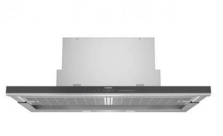 Siemens iQ700 LI99SA683 Flachschirmhaube, 90 cm, Edelstahl