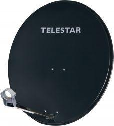 Satschirm Digirapid 80 Telestar,Schiefergrau,Alu