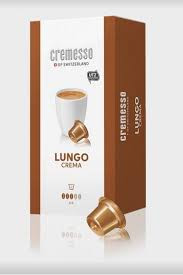 Cremesso Caffe Crema 1Pkg-16Kapseln