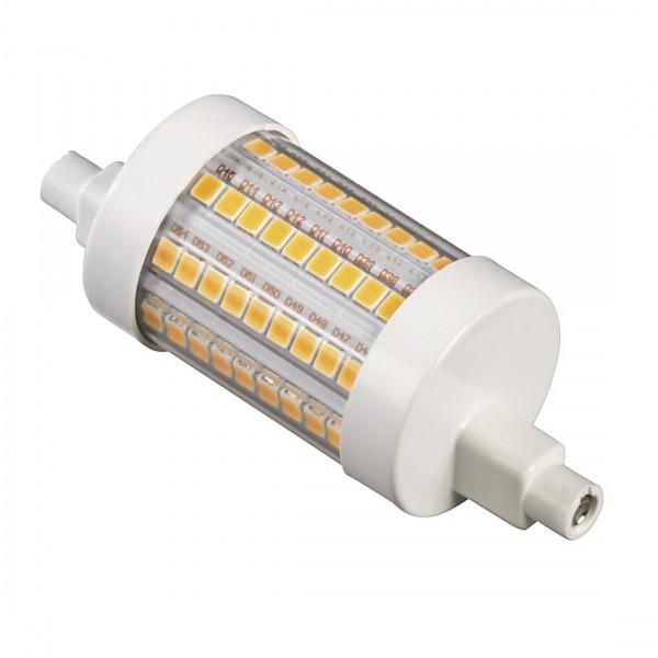 Hama LED-Lampe, 112579, R7s, 1055lm ersetzt 75 W, Stablampe, warmweiß
