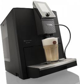 Nivona CafeRomatica 1030 Freistehend Vollautomatisch Kombi-Kaffeemaschine 3.5l Schwarz, Silber