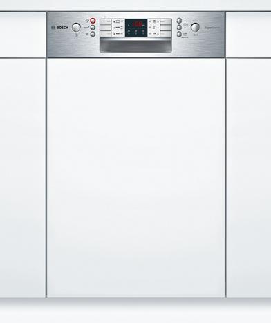 Bosch Serie 4 SPI46MS01E teilintegrierter Geschirrspüler, 45 cm
