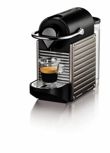 Krups Nespresso Pixie titan XN304T