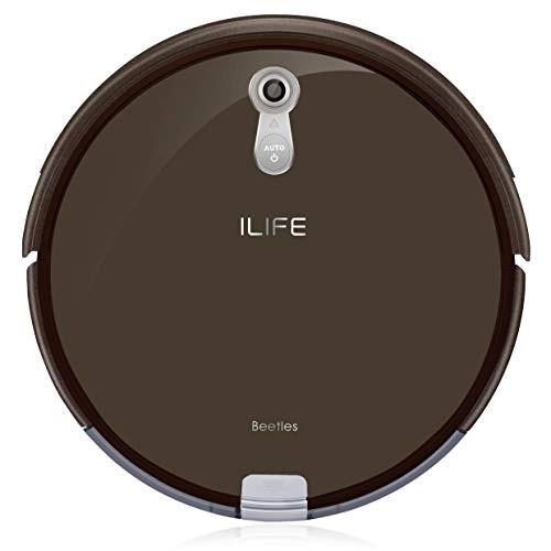 ILIFE Saugroboter, Beetles A8, ILife mocca brown