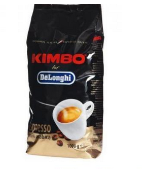 DeLonghi Kaffee, Kimbo 100% Arabica 1kg,