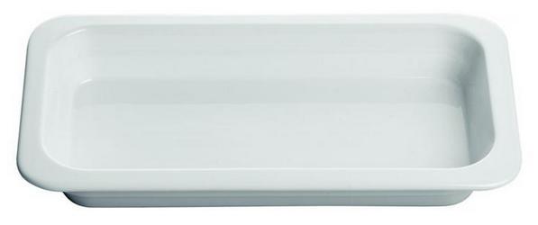 Bosch Behälter HEZ36D153P, Porzellan-Behälter-GN1-3-ungelocht