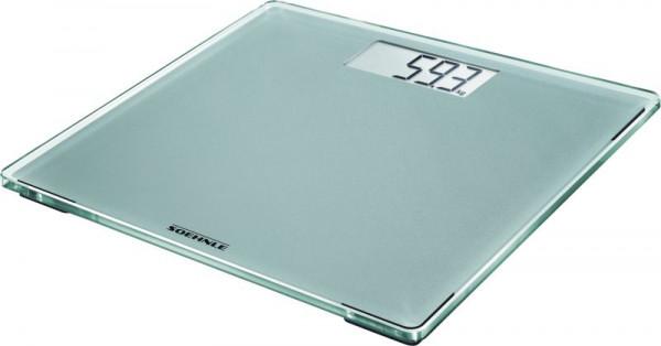 Soehnle Sense Compact 300 Elektronische Personenwaage Quadratisch Silber