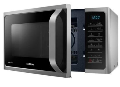 Samsung Mikrowelle, MC28H5015CS, edelstahl   Elektroland