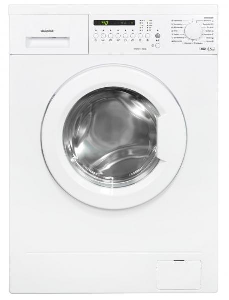 Exquisit Waschmaschine WM7314-100E Frontlader