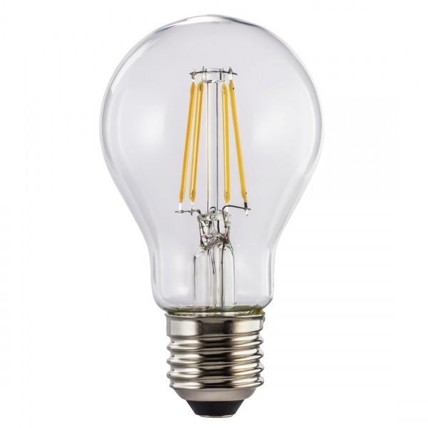 Hama LED-Filament, 112559, E27, 810lm - ersetzt 60W Glühlampe, warmweiß