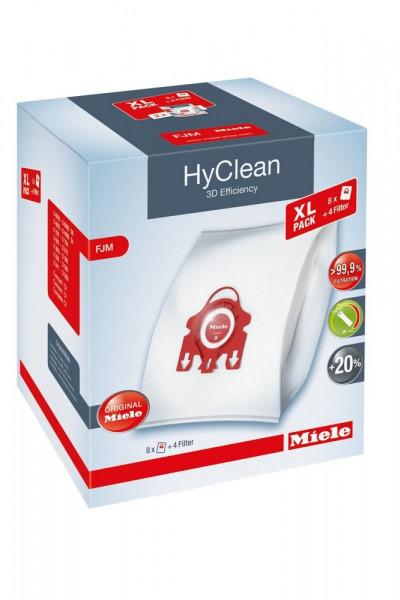 Miele Staubsaugerbeutel Microfilter XL-Pack FJM HyClean 3D