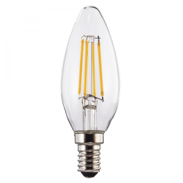 LED-Filament E14, 00112562, Hama